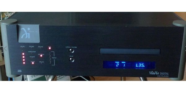 CD-Player WADIA 16i ugraded auf Wadia 860 - Top High End Player