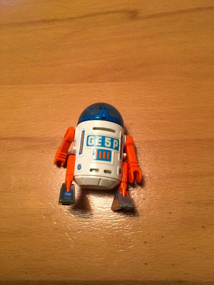 "Playmobil 3591 ""GE5P Roboter Droide Space"""