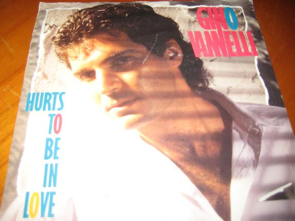 Single, Gino Vanelli: Hurts to be in love
