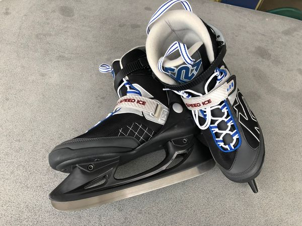 K2 Schlittschuhe Exo Speed Ice - Gr. 43.5 - US 10