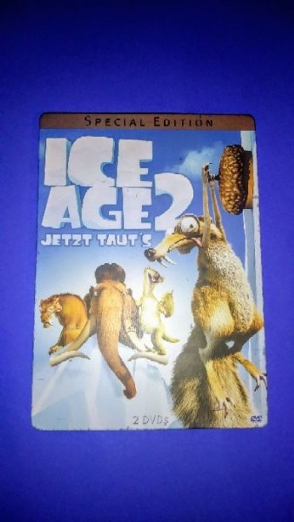 Ice Age 2 DVD SPECIAL EDITION