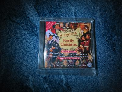 A Scottish Family Christmas - Recorded live at the Old Fruit Market Glasgow - featuring The Lowland Band of the Scottish Division - CD Zustand neu - Schwetzingen