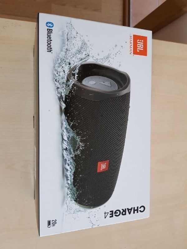 JBL CHARGE 4 BLUETOOTH-LAUTSPRECHER