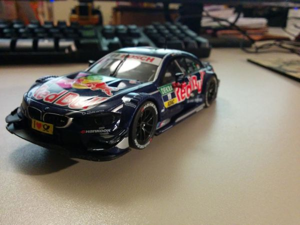 CARRERA Digital 132 30778 - BMW M4 DTM M. Wittmann No.11