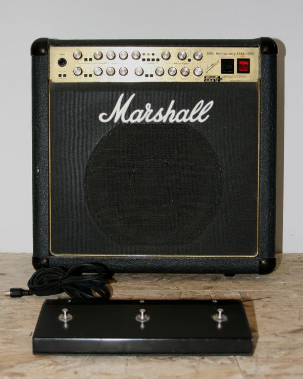 Marshall 6101 30th Anniversery Combo
