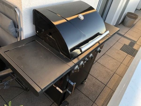 Gasgrill 3 Brenner Barbecook