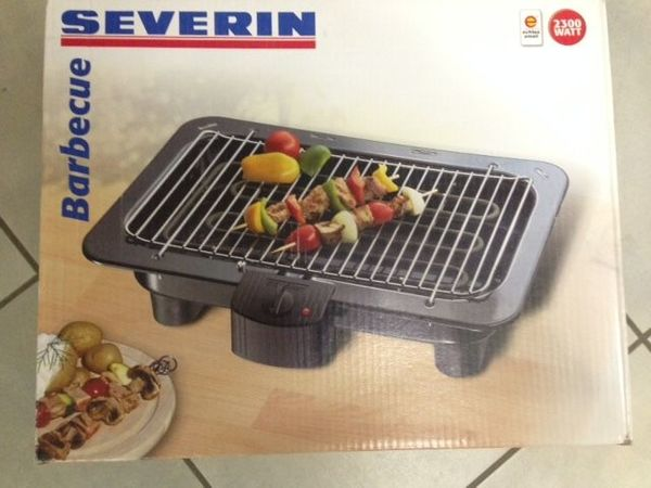 Severin Barbecue Elektrotischgrill