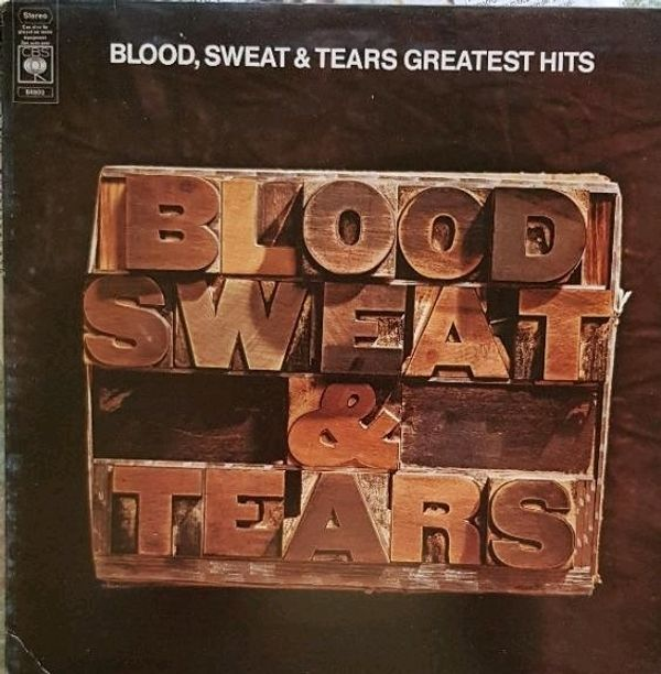 Wer sucht: Vinyl-LP Blood, Sweat & Tears Greatest Hits v. 1972