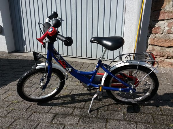 PUKY Kinderfahrrad Capt``n Sharky, 16 Zoll, 100EUR, sehr guter Zustand
