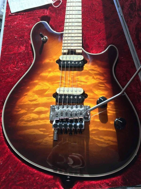 Fender EVH Wolfgang USA 1st Year