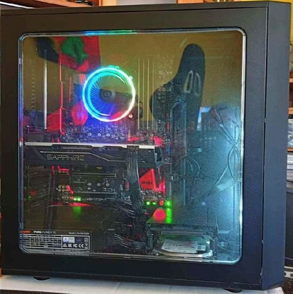 Gaming PC i7, 16 GB RAM