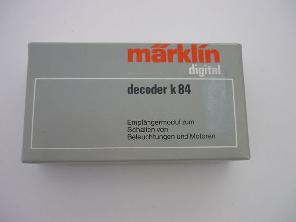 Märklin Digital Decoder 84 6024