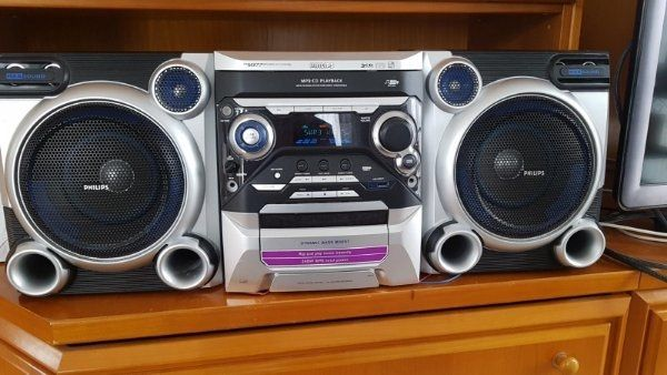 Musikanlage Philips mp3 Mini HI-FI SYSTEM M377