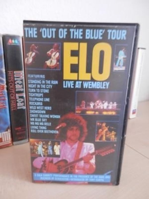 ELO The out of the blue tour live in Wembley
