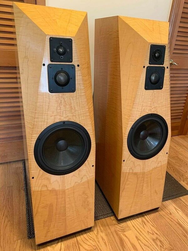 Audiophile Avalon Acoustics Ascent MK II Stereo Speakers
