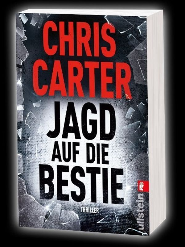 Chris Carter 11 Bücher Robert Hunter Reihe