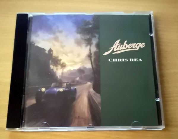 CD ** Chris Rea ** Auberge