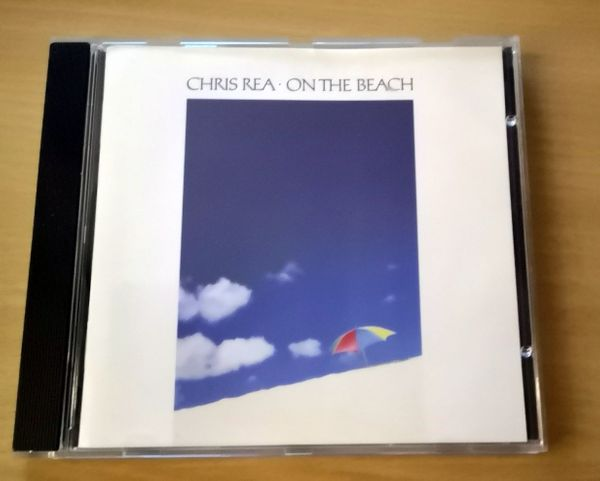 CD ** Chris Rea ** On The Beach