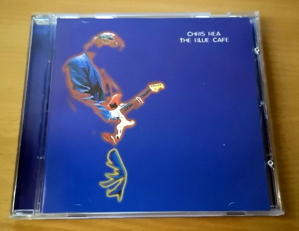 CD ** Chris Rea ** The Blue Cafe