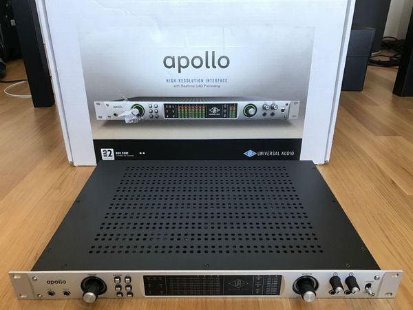Universal Audio Apollo Interface mit OVP
