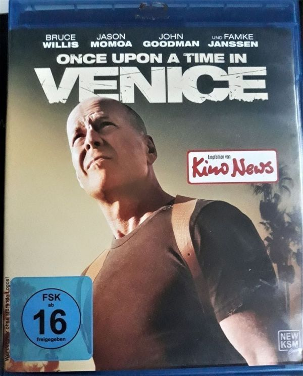 ONCE UPON A TIME IN VENICE ACTION-KOMÖDIE