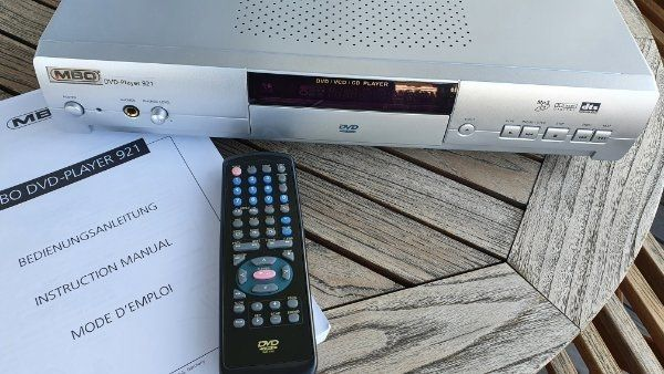 DVD-Player - MBO 921