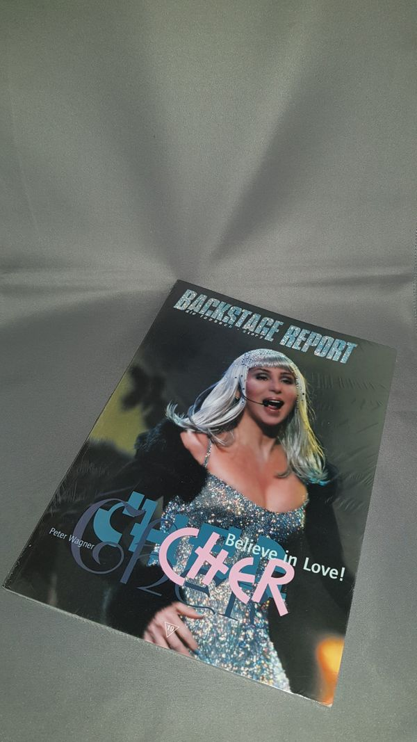 Cher Backstage Report - Believe in Love