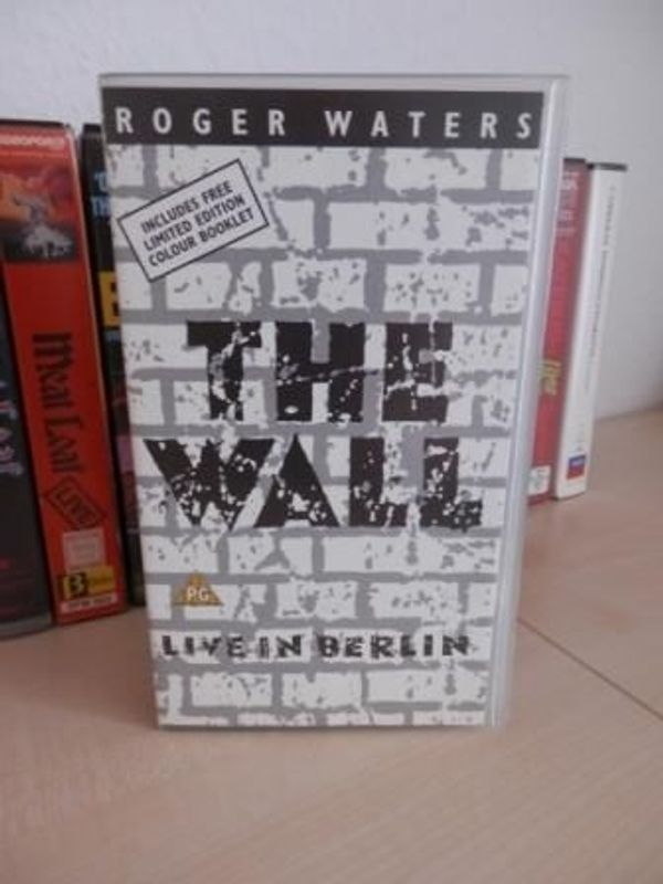 Roger Waters The Wall live in Berlin am 21 Juli 1990