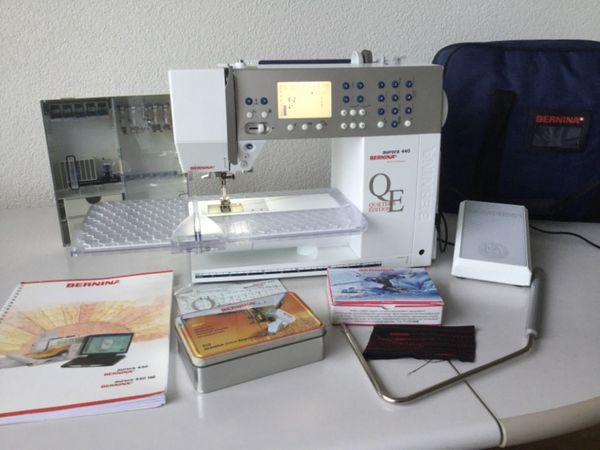 Bernina Aurora 440 Quilt Edition