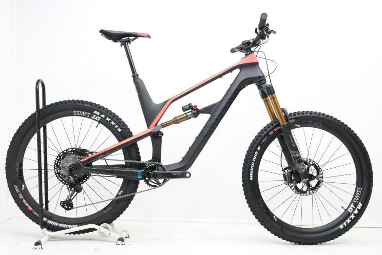 Canyon Spectral CFR 9.0 SL, Carbon Enduro, FOX Factory, Rh 54, XL