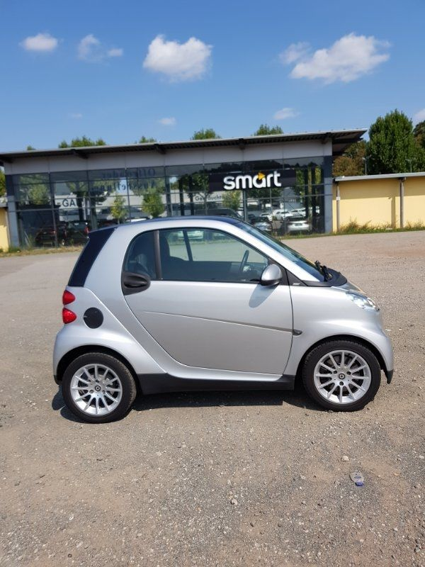SMART FORTWO COUPE PASSION (451) 1.0 TURBO (451.332) BENZIN 84 PS