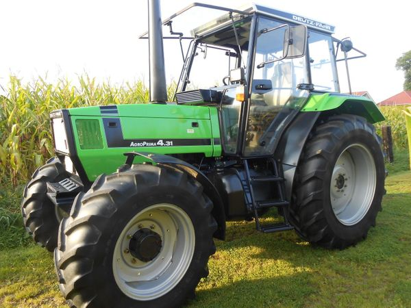 Schlepper DEUTZ DX AgroPrima 4.31 TOP ZUSTAND !!