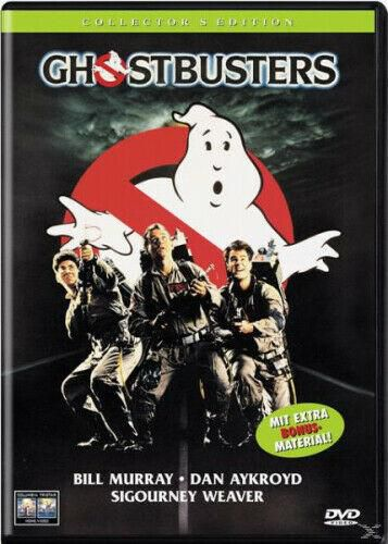 DVD Collector´s Edition Ghostbusters I Neu+OVP