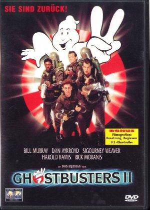 DVD:Ghostbusters II