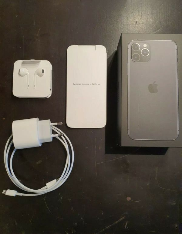 Apple iPhone 11 Pro Spacegray 256GB