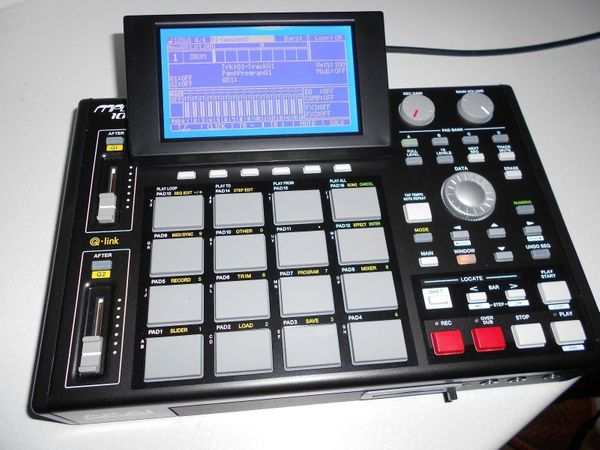 Akai MPC 1000 XLCD Screen HDD 40GB