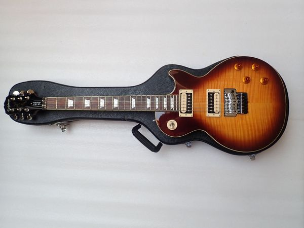 Epifone Les Paul PlusTop PRO/FX Limited Edition Custom Shop DiMarzio
