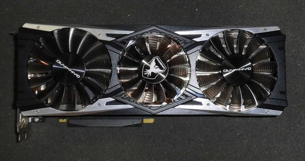 Gainward Geforce RTX2080Ti 11G Phoenix GS Golden Sample, 1A Zust.
