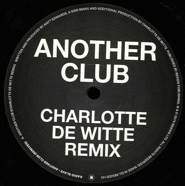 BERGHAIN BOMBE - Radio Slave - Another Club - REKIDS - Charlotte de Witte LENS