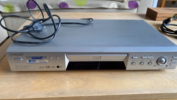 CD/DVD Player SONY DVP-NS300
