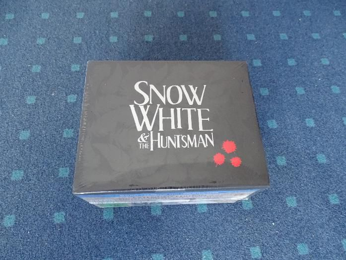Blu Ray Snow White and the Huntsman - Limited C. Edition im Steel