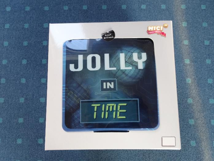 NICI Schaf Jolly in Time Limited Edition Nr 2038 - Neu/OVP