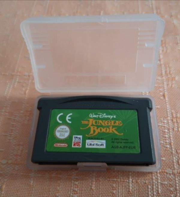 Nintendo Gameboy Advance The Jungle Book