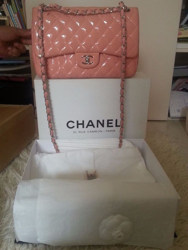 Chanel Tasche, 100% Original, Jumbo, RAR, ROSE