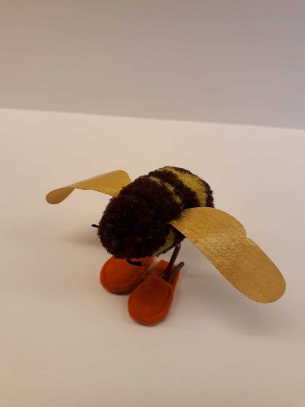 Steiff Wollminiatur wool miniature Hummel bumble bee