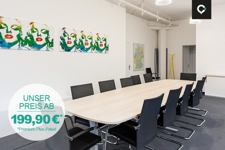 Virtuelles Büro ab 59,90€
