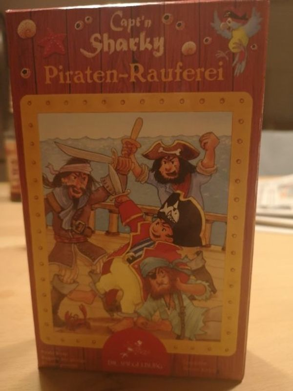 Capt'n Sharky - Piraten-Rauferei
