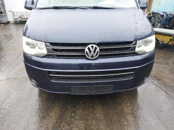 Front Komplett T5 Facelift T5.2  Night Blue Met.  H5X