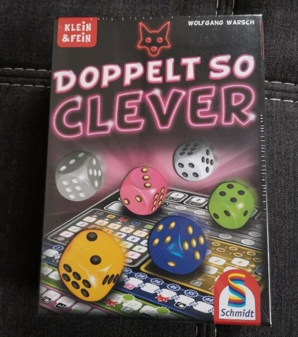 Schmidt Spiele Doppelt so clever