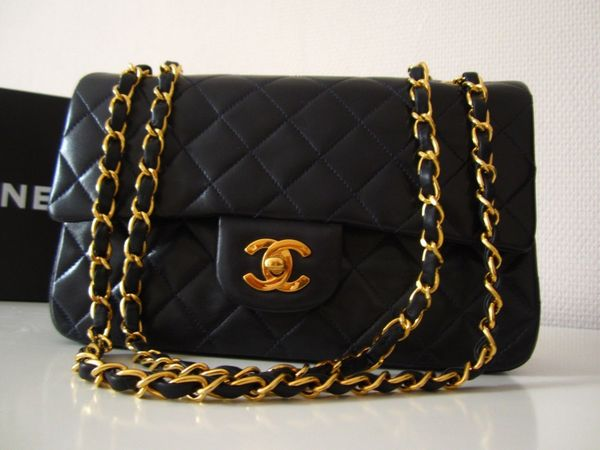 LUXUS PUR 100% Original ~ CHANEL ~ 2.55 Flap Bag Tasche Must Have TOP